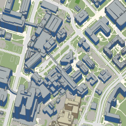 University of Kentucky - Official Campus Map on